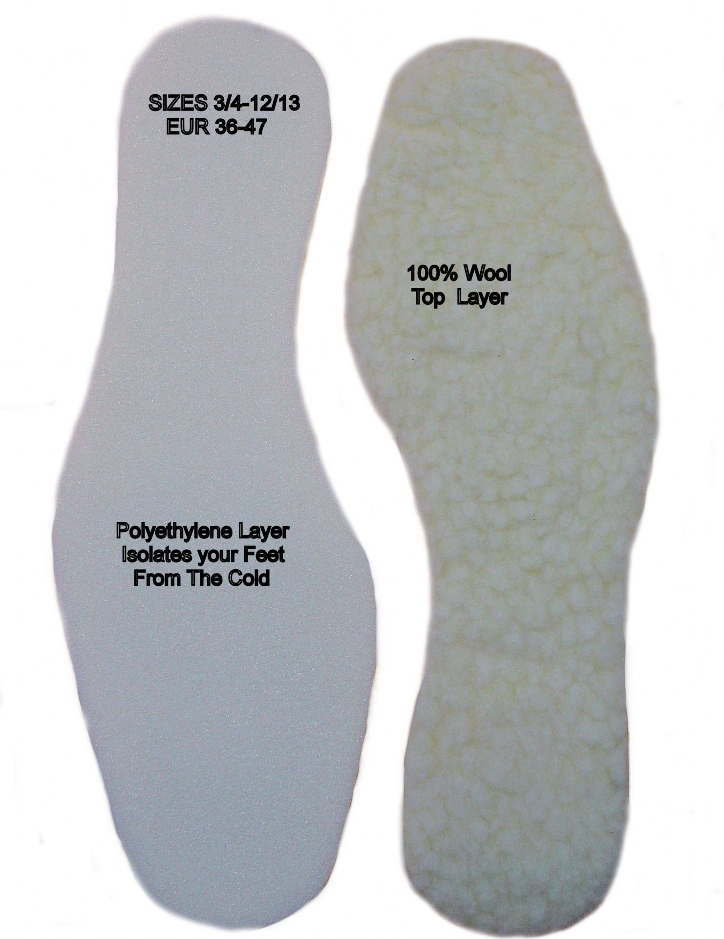 how to fix insoles in shoes